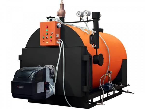 генератор пара дизельный