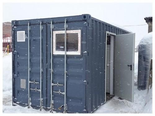 генератор пара контейнер
