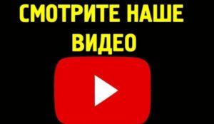 Все видео на нашем канале